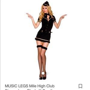 Music Legs Halloween Costume